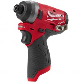 Avvitatore ad Impulsi Compatto Fuel Milwaukee M12 FID-0