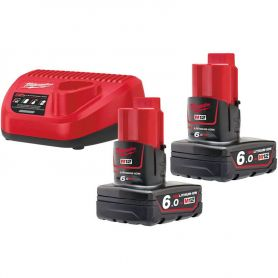 Energie Kit 12V Milwaukee M12 NRG-602