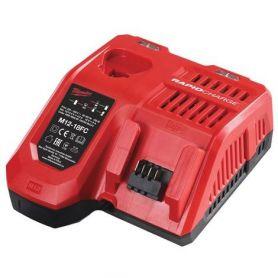 Caricabatterie Rapido M12/M18 Milwaukee M12-18 FC