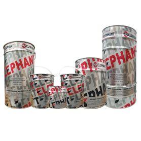 Polyuretanic enamel White - Elephant catalyst