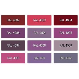 Synthetic Nail enamel Ral Violetti