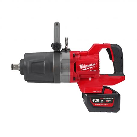 """WARNING TO THE VERY POWER ATTACK 1"""" F Milwaukee M18 ONEFHIWF1DS-121C"""