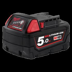 Battery 18V 5.0ah Milwaukee M18B5