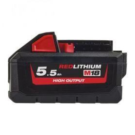 Batteria M18 High Output 5.5Ah